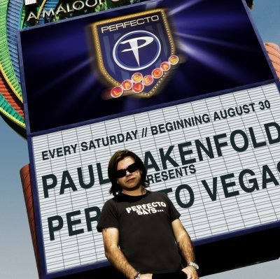 Perfecto Podcast featuring Paul Oakenfold